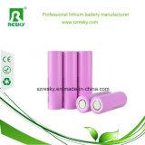 Batterie rechargeable Icr18650-22p de Li-ion de Samsung Icr18650 2200mAh