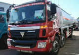 Foton Auman 유조 트럭 25000 리터 판매를 위한 유조 트럭 25 톤