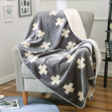 Inicio Use Velcet Fabric Throw
