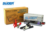 Suoer Hot Sale Power Inverter 1000W Solar Power Inverter 12V a 220V modificado Power Inverter para Uso Doméstico com CE & RoHS (SAA-1000A)