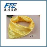 Kundenspezifischer quadratischer Silk Schal für Dame