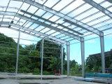 Giebel-Gebäude-Metalzelle-Lager-vorfabrizierte Stahlkonstruktion
