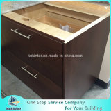 Armário de cozinha de estilo europeu Móveis de cozinha Móveis de banheiro Armário de parede / Gabinete de base