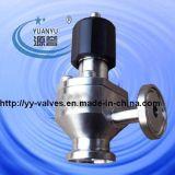 Válvula asséptica da amostra para a aplicação da pureza elevada