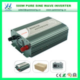 Inverseur pur de pouvoir d'onde sinusoïdale du rendement 500W pour le système solaire (QW-P500)