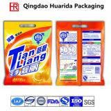 1kgの2kg包むプラスチック粉末洗剤プラスチック洗濯洗剤袋