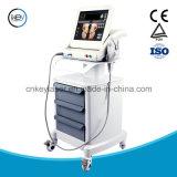 Machine de Hifu pour le matériel facial de salon de beauté de Hifu de stand de beauté