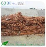 Crapos de fio de cobre 99,99% Catodos de cobre