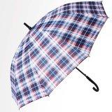 Promotion extérieure d'utilisation annonçant le parapluie