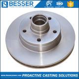 /Automatique de roue de l'alliage Ts16949 bâti de précision de cire détruit par investissement arrière de rotor de frein à disque de /Automotive
