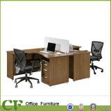 Postes de travail modernes de bureau de plein de cpc 4 Seater banc de bureau