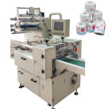 Toilet Tissue Wrapping를 위한 화장실 Paper Roll Packing Machine