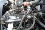 Gasoline/LPGのフォークリフトのフォークリフトの持ち上がる機械2-3.5トン
