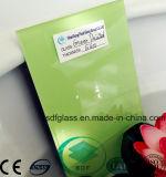 Verde pintado de vidro com Ce, ISO 3mm 12mm