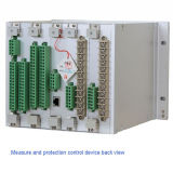 Unidade de controle remoto do gerador para a planta das energias hidráulicas