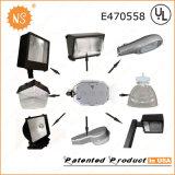 175W 주차장 램프 보충 E27 E40 50W LED 개장 장비