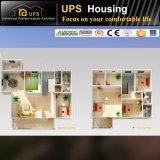 2개의 침실 SGS에 의하여 증명서를 주는 이동할 수 있는 집 빛 강철 별장