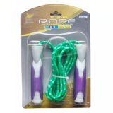 Haustier Belüftung-Plastikfaltende Maschinenhälften-Verpackung für Sport-Seile