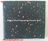 Gummischlag-Absorptions-Fußboden Matheat beständige Gummifußboden-Matte
