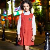 Bello uniforme scolastico di stile del vestito da nuovo disegno per le ragazze