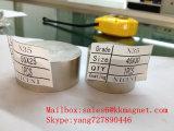 mètre d'eau d'arrêt d'aimant de néodyme N35 55X25 N42 55X25