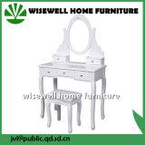 木様式の寝室の家具のタイプ構成の化粧台(W-HY-008)