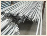 Pré-galvanizado andaimes tubo transversal Brace