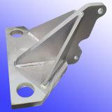 構築機械装置の溶接の構造