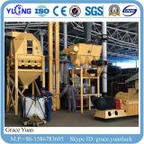 Завод лепешки 1-1.5 тонн/часа деревянный