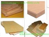 Madera contrachapada/madera contrachapada comercial/madera contrachapada de la buena calidad 1.2-30m m