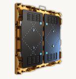 옥외 임대 알루미늄 Diecasing 발광 다이오드 표시 스크린 또는 위원회 또는 표시 또는 내각 또는 영상 벽