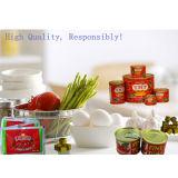 Законсервированное высокое качество надувательства затира томата (28%-30%) горячее