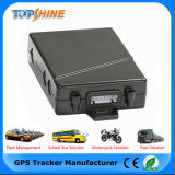 GPS Motorcycle Tracker avec SOS Panic Button Track Via Web Software