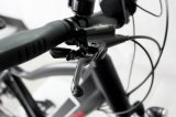 전기 산 MTB 자전거 중간 모터 전기 자전거