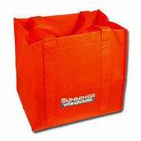 Изготовленный на заказ логос хозяйственной сумки, части MOQ 500 (LJ-0711)
