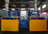 ゴム製SheetかMat Making Machine/Vulcanizer Press Molding Machine (50H2)