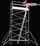 L1.25 x W2.5 Serien-Aluminiumbaugerüst-Kontrollturm