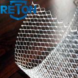 Flache Diamant-Ineinander greifen-Latte/erweiterte Metallineinander greifen-Latte des MetallLath/Plaster