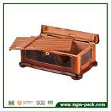 Новаторская коробка сигары Cedarwood Humidor с рассекателем