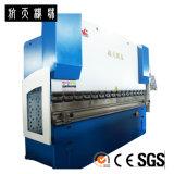 CNC betätigen Bremse, verbiegende Maschine, CNC-hydraulische Presse-Bremse, Presse-Bremsen-Maschine, hydraulische Presse-Bruch HL-125/2500