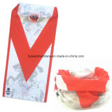 Lustre Multifunctional de Headwear dos esportes de Microfiber do poliéster do produto do OEM
