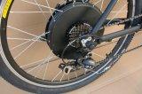 Bici elettrica del materiale del blocco per grafici della lega di alluminio e di montagna di tensione 36V (OKM-881)