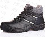 O trabalho pesado carreg os carregadores de aço da segurança do dedo do pé da segurança (RS5860)