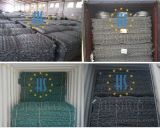 De gegalvaniseerde Prijzen van de Mand Galfan pvc Met een laag bedekte Gabion