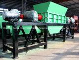 Plastik/Holz/Gummireifen/verwendeter Reifen/Feststoff/medizinischer Waste/HDPE/HDPE Trommel-Reißwolf für Verkauf