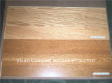 Suelo de madera dirigido entarimado europeo durable del roble blanco de Ce&ISO
