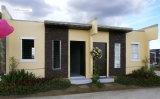 Instalación rápida y construcción de viviendas prefabricada africana desmontable