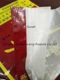 BOPP lamellierter pp. gesponnener Beutel des Reis-25kg mit buntem Drucken