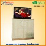 Fernsehapparat-Standplatz-Aufzug-Mechanismus-Montierung mit Fernsteuerungs