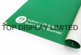 Drapeau de publicité d'intérieur extérieur fait sur commande de toile de maille de câble de vinyle de PVC